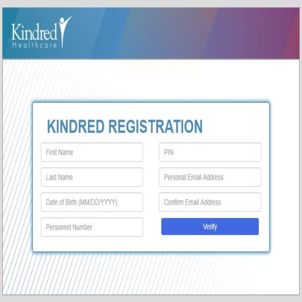 kindred healthcare w2 online