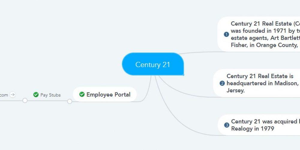 Century 21 Pay Stubs & W2s